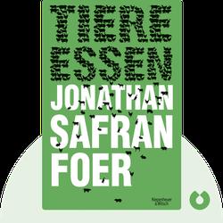 Tiere essen von Jonathan Safran Foer