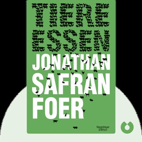 Tiere essen by Jonathan Safran Foer