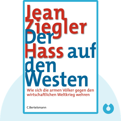 Der Hass auf den Westen by Jean Ziegler