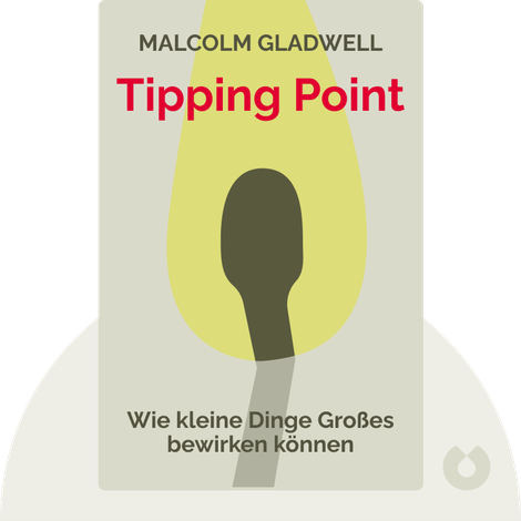 Tipping Point von Malcolm Gladwell