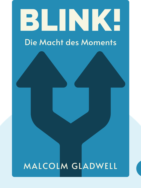 Blink!: Die Macht des Moments by Malcolm Gladwell