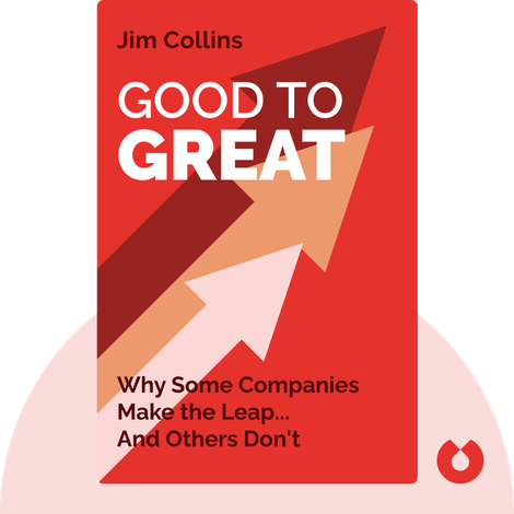Good to Great von Jim Collins