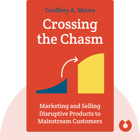 Crossing the Chasm von Geoffrey A. Moore