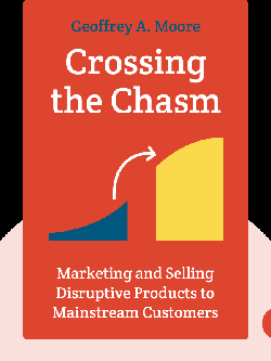 Crossing the Chasm: Marketing and Selling Disruptive Products to Mainstream Customers von Geoffrey A. Moore