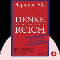 Denke nach und werde reich: Die 13 Gesetze des Erfolgs by Napoleon Hill