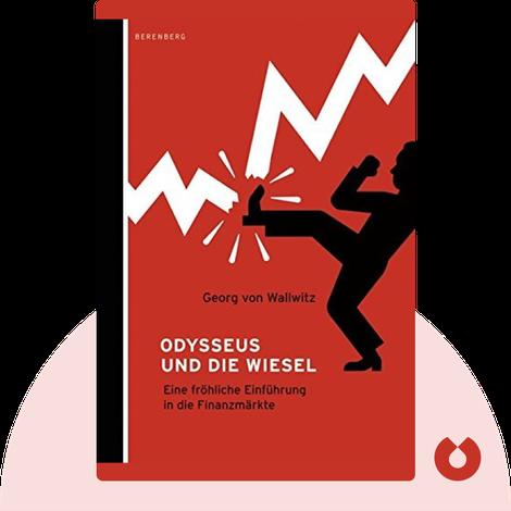 Odysseus und die Wiesel von Georg von Wallwitz