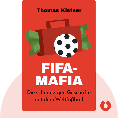 Fifa-Mafia by Thomas Kistner