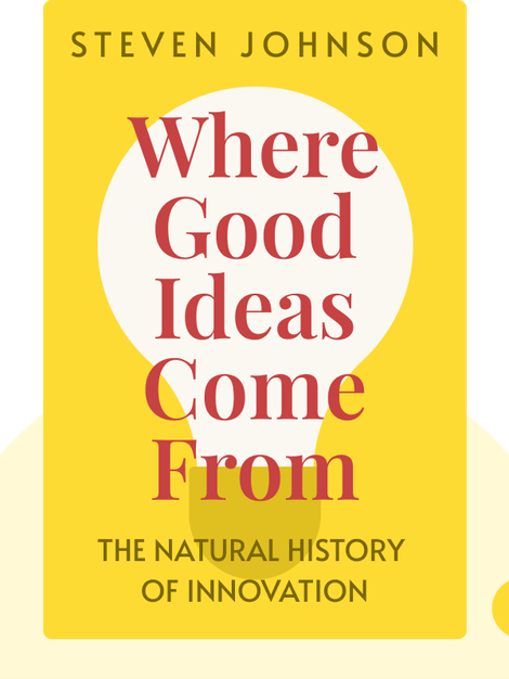 Where Good Ideas Come From: The Natural History of Innovation von Steven Johnson