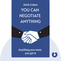 You Can Negotiate Anything by Herb Cohen