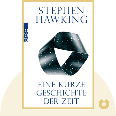Eine kurze Geschichte der Zeit by Stephen Hawking