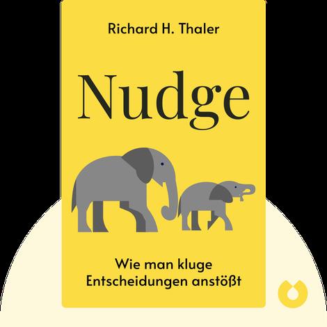 Nudge von Richard H. Thaler