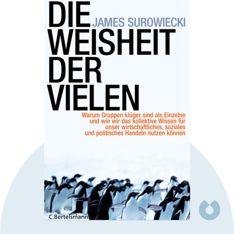 Die Weisheit der Vielen by James Surowiecki