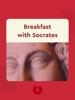 Breakfast with Socrates: The Philosophy of Everyday Life von Robert Rowland Smith