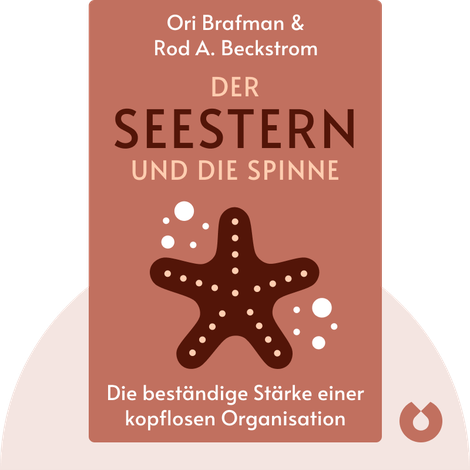 Der Seestern und die Spinne by Ori Brafman & Rod A. Beckstrom