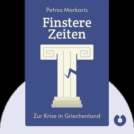 Finstere Zeiten by Petros Markaris