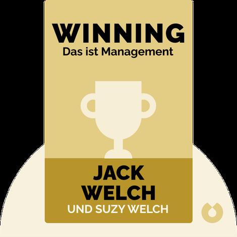 Winning von Jack Welch & Suzy Welch
