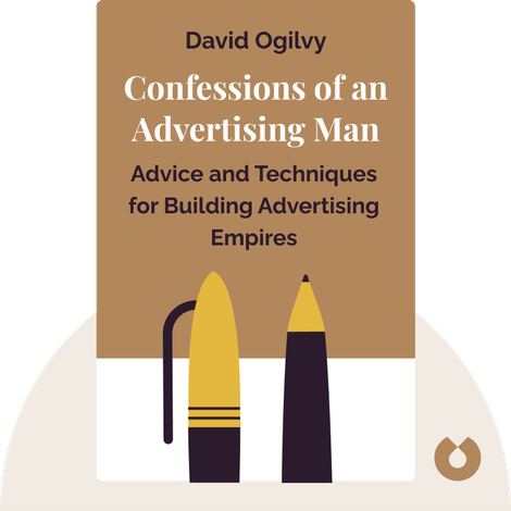 Confessions of an Advertising Man von David Ogilvy