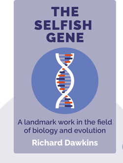 The Selfish Gene von Richard Dawkins