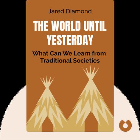 The World Until Yesterday von Jared Diamond