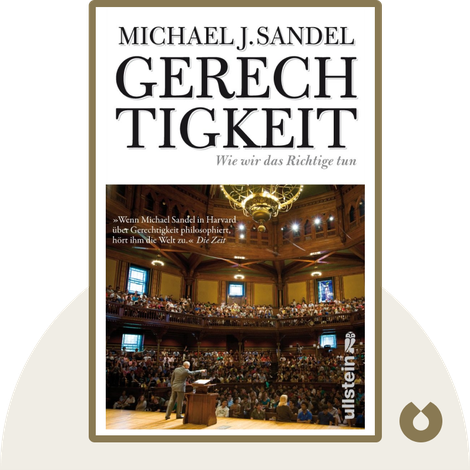 Gerechtigkeit by Michael J. Sandel