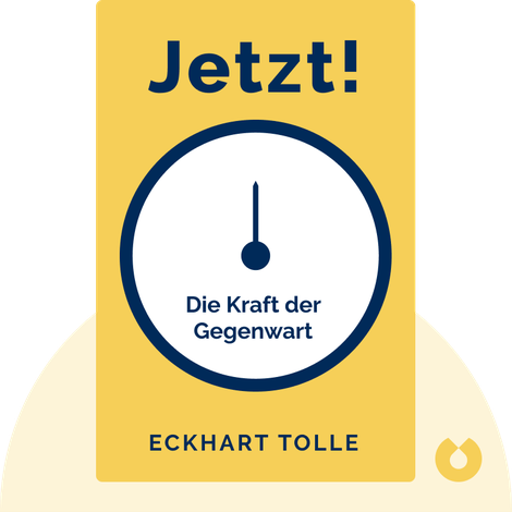Jetzt! by Eckhart Tolle