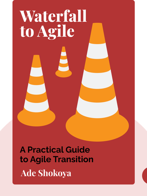 Waterfall to Agile: A Practical Guide to Agile Transition von Ade Shokoya