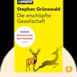 Die erschöpfte Gesellschaft: Warum Deutschland neu träumen muss von Stephan Grünewald