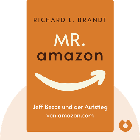 Mr. Amazon by Richard L. Brandt