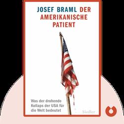 Der amerikanische Patient: Was der drohende Kollaps der USA für die Welt bedeutet von Josef Braml