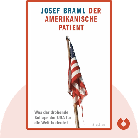 Der amerikanische Patient by Josef Braml