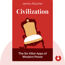 Civilization: The Six Killer Apps of Western Power by Niall Ferguson