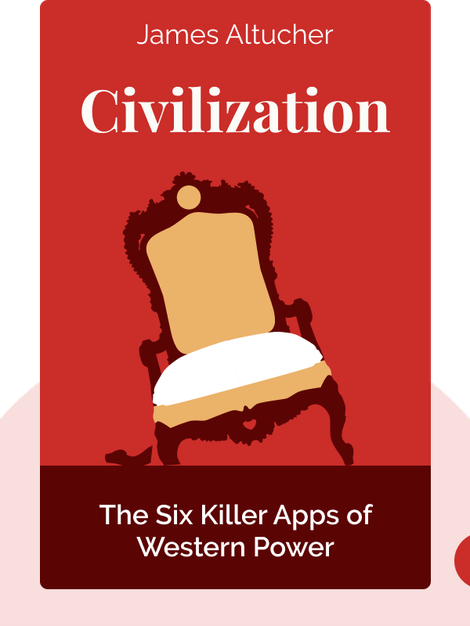 Civilization: The Six Killer Apps of Western Power von Niall Ferguson