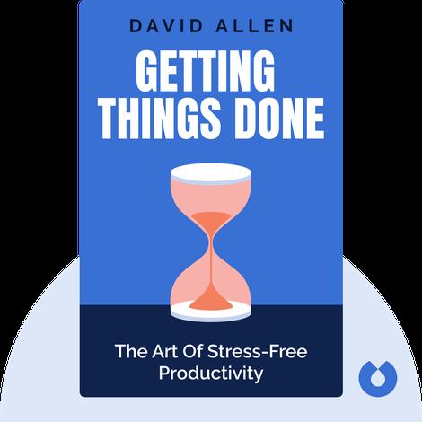 Getting Things Done von David Allen