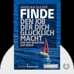 Finde den Job, der dich glücklich macht: Von der Berufung zum Beruf von Angelika Gulder