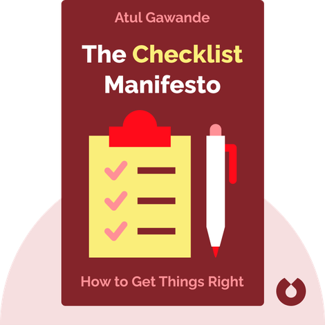 The Checklist Manifesto von Atul Gawande