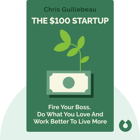 The $100 Startup von Chris Guillebeau