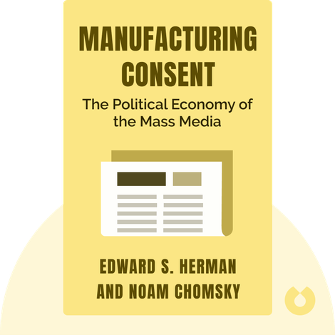 Manufacturing Consent von Edward S. Herman and Noam Chomsky