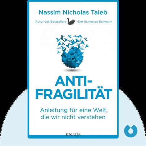 Antifragilität by Nicholas Nassim Taleb