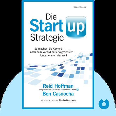 Die Start-up-Strategie by Reid Hoffman & Ben Casnocha