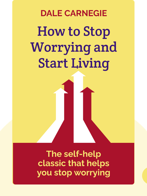 How to Stop Worrying and Start Living von Dale Carnegie