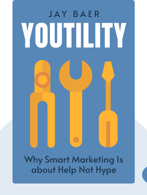 Youtility: Why Smart Marketing Is about Help Not Hype von Jay Baer