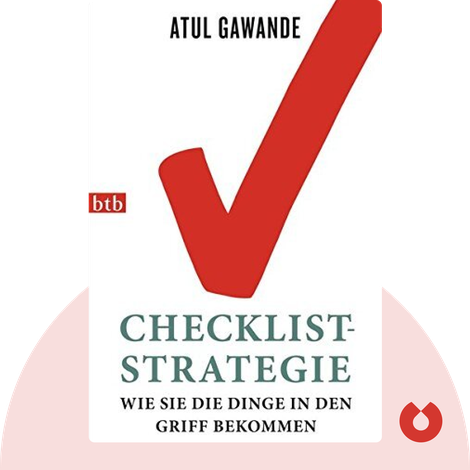Checklist-Strategie by Atul Gawande