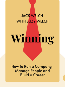 Winning von Jack Welch with Suzy Welch