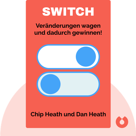 Switch by Chip Heath und Dan Heath