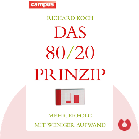 Das 80/20-Prinzip by Richard Koch