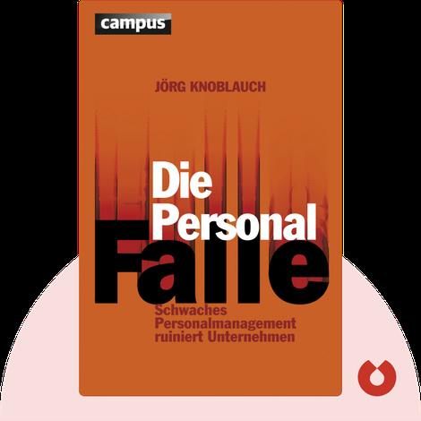 Die Personalfalle by Jörg Knoblauch
