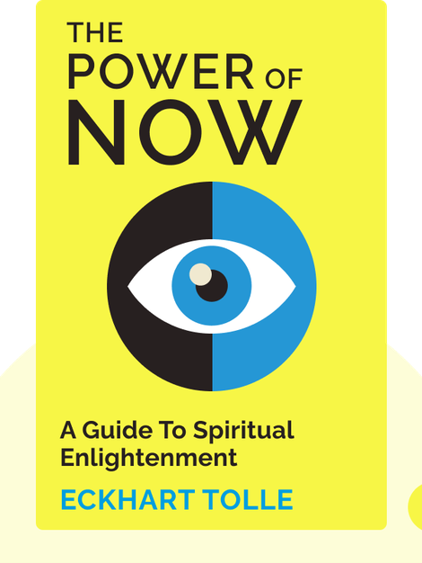 The Power of Now: A Guide To Spiritual Enlightenment von Eckhart Tolle