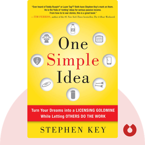 One Simple Idea von Stephen Key
