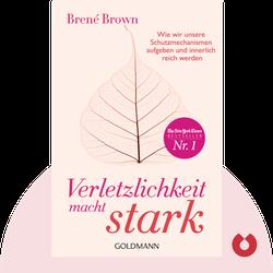 Verletzlichkeit macht stark: Wie wir unsere Schutzmechanismen aufgeben und innerlich reich werden von Brené Brown