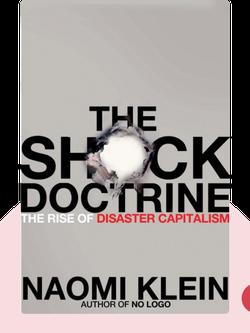 The Shock Doctrine von Naomi Klein